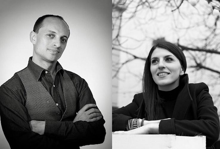 Rodney Collins & Katarina Pribićević