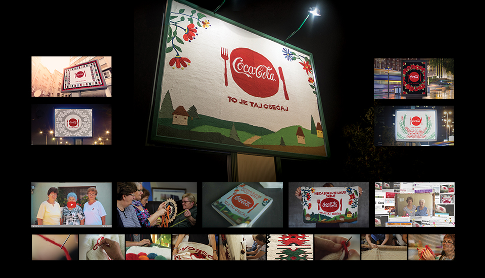 Coca Cola crvena nit